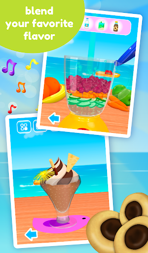 Smoothie Maker - Cooking Games apkpoly screenshots 16