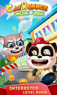 Game Cat Runner: Decorate Home APK for Windows Phone