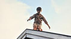 At hoppe højest
