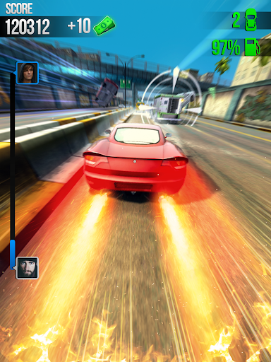 Highway Getaway: Police Chase  screenshots 12