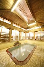 Photo: 平安風呂 onsen