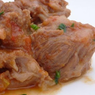 Veal Stew - Spezzatino Di Vitello