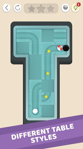 Roll Ball Puzzle Games: Slide Hexa Block Puzzle IQ 0.1 screenshots 1