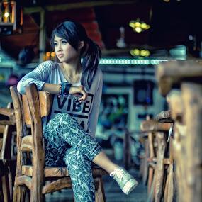 rysta by Arief Wijayanto - People Portraits of Women