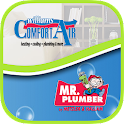 Williams Comfort Air-MrPlumber icon