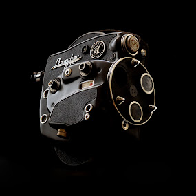 Beaulieu R16 16mm Movie Camera by Roopesh Anjumana - Products & Objects Technology Objects