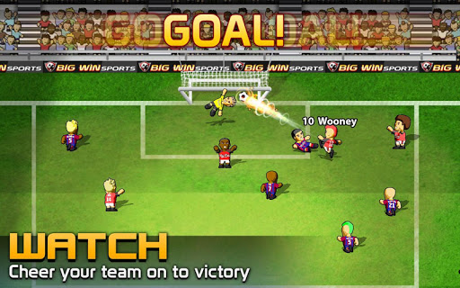 BIG WIN Soccer: World Football 18 screenshot 2