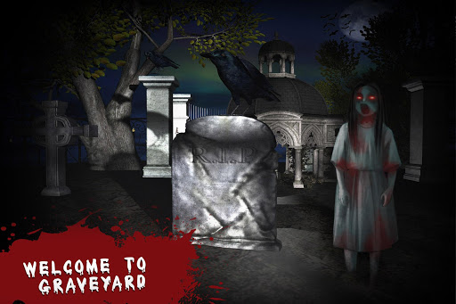 Evil Haunted Ghost – Scary Cellar Horror Game 1.2 screenshots 2