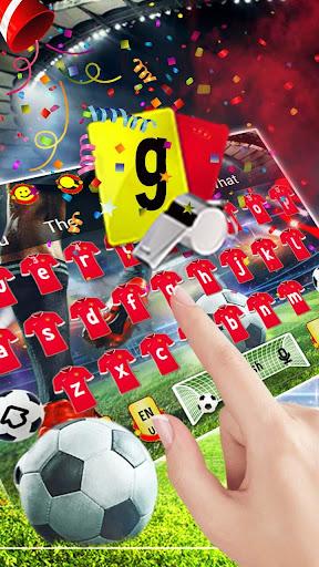 2018 Football Shoot Keyboard 10001002 screenshots 2