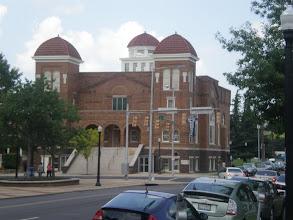 Photo: 16th street church where the bombings happened