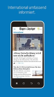 Tages-Anzeiger - náhled