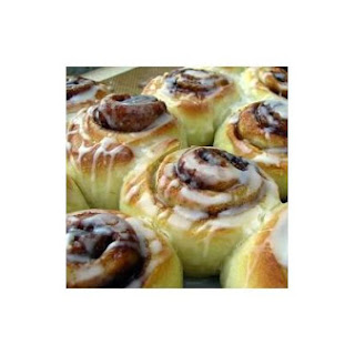 Raisin-Cinnamon Rolls