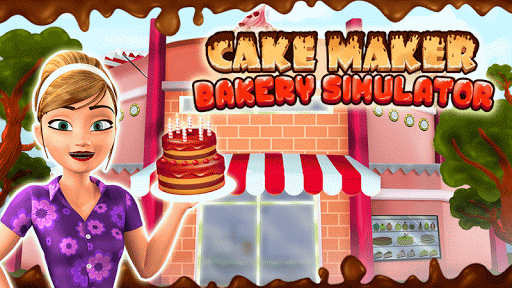 Cake Maker Bakery Simulator