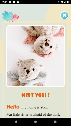 Teddy Hunt - discover teddy bear stories android2mod screenshots 3