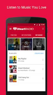 iHeartRadio Free Music & Radio screenshot 04