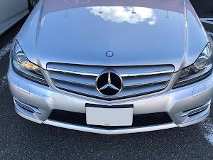Cクラス W204 C250AV AMGスポーツパッケージプラスのカスタム事例画像 よっちゃんさんの2018年10月07日20:10の投稿