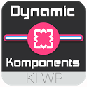 Dynamic Komponents for KLWP icon
