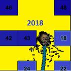 Snake slither vs blocks new 2018 icon