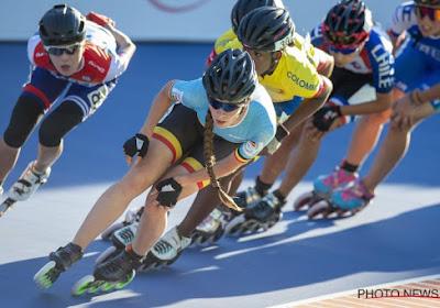 Une Belge devient double championne d'Europe