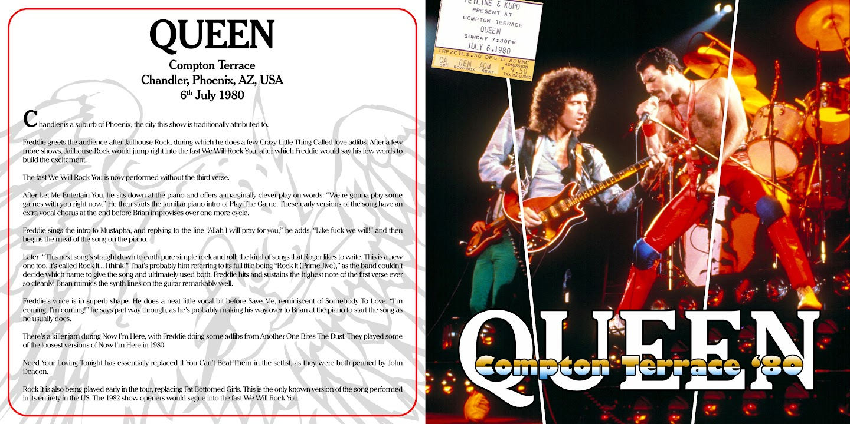 Queen Artwork Reloaded 2018 page 3