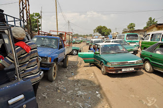 Photo: taxis of Brazzaville