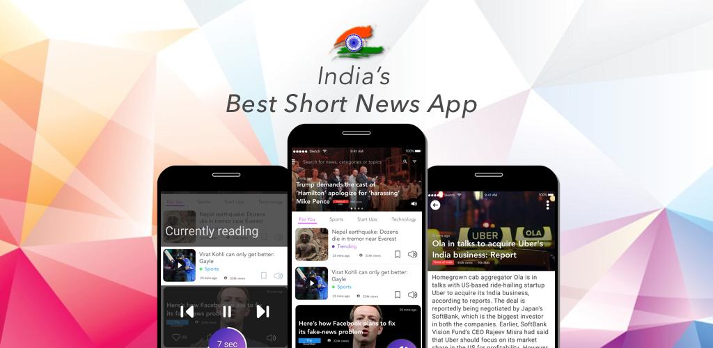 Download India news, Short News, Audio News - Awesummly APK