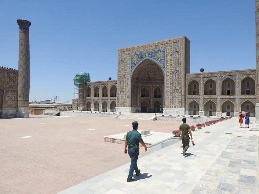 Guía de viaje a Uzbekistán