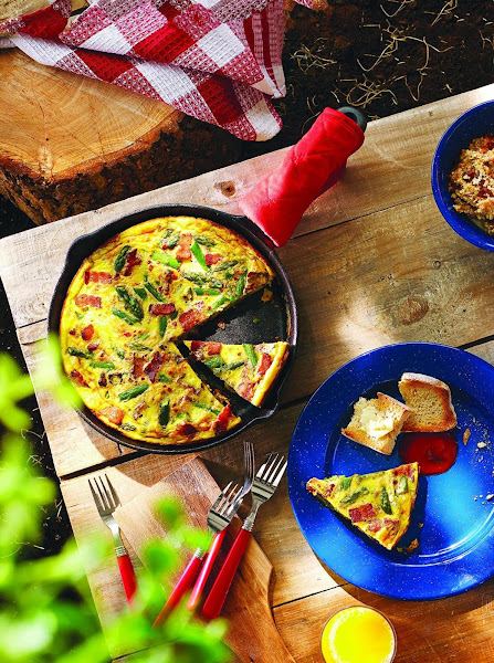 Asparagus-bacon Frittata Recipe