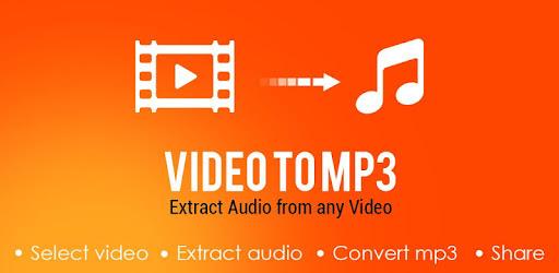 Video to Mp3 Audio Converter App - Audio Extractor - Apps on