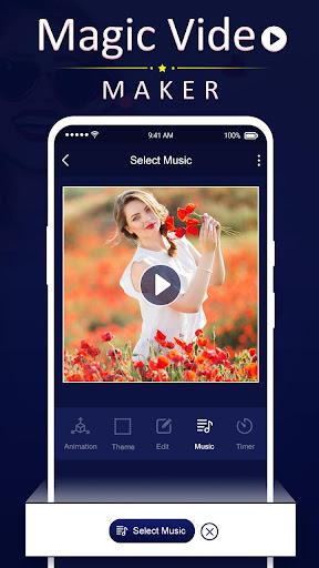 MV Photo Video Maker with Music screenshot 5