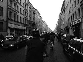 Photo: http://criticalmass.berlin - Frühlingsauftakt in Berlin - 24.04.2015 - Entlang der Oranienstrasse in Kreuzberg. #criticalmass #berlin #bike #fun
