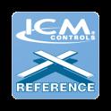 ICM X Ref icon