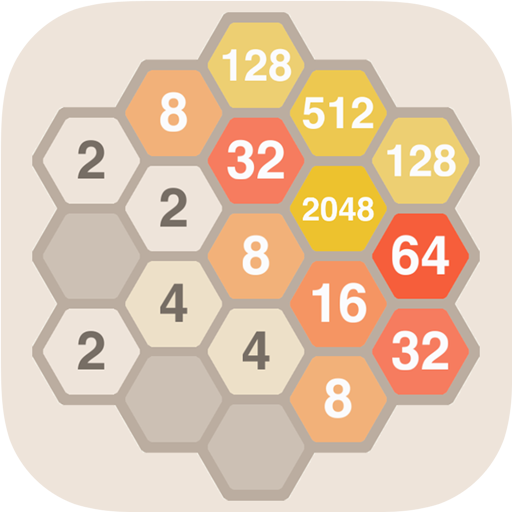 Hexic 2048 (game)
