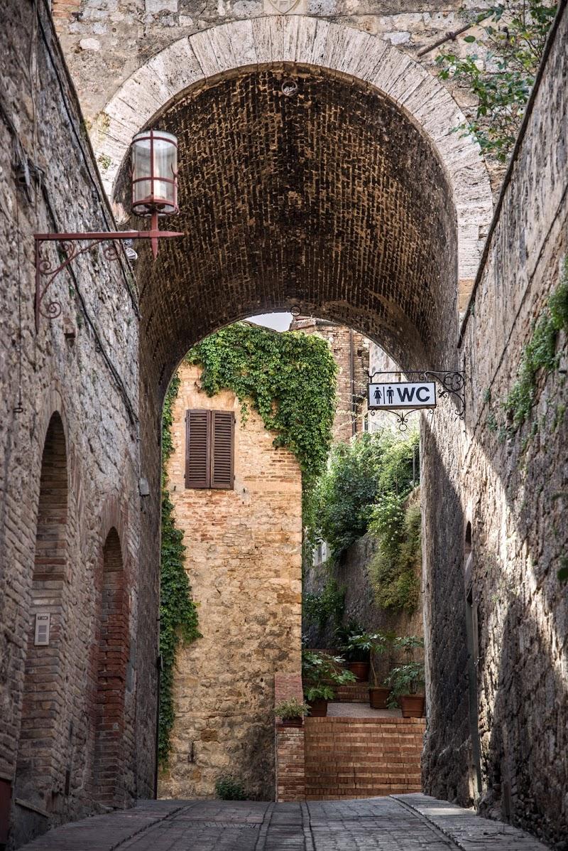 WC San Gimignano di enmaster