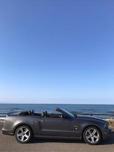 マスタング コンバーチブル  GT 2014のカスタム事例画像 Mustang GT 2014 Convさんの2018年11月26日16:41の投稿