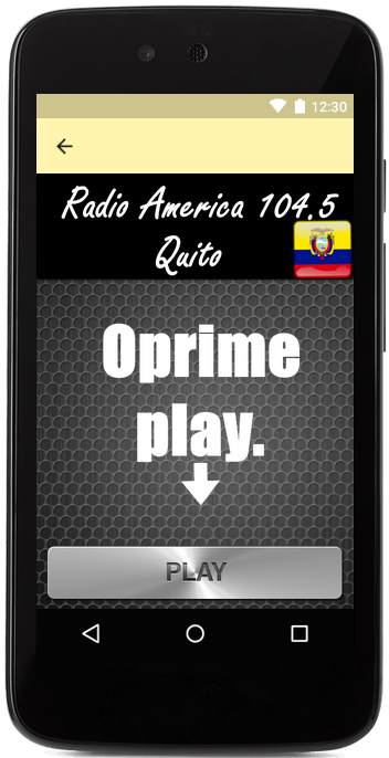 Radio En Linea Ecuador- screenshot