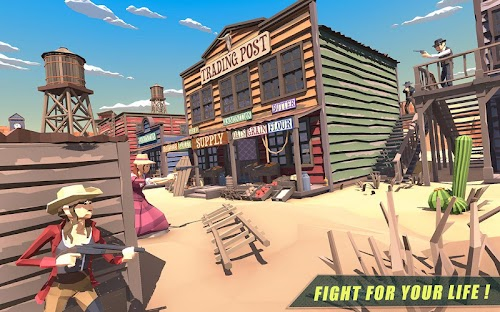 Screenshot 4 West Battle Royale 1.1.2 APK MOD