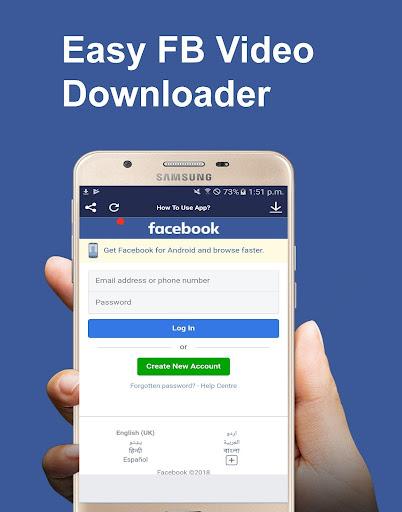 Facebook Video Downloader Apk Iphone | Unixpaint