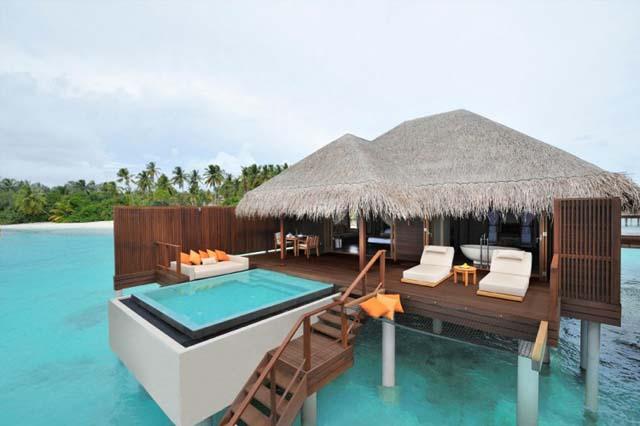 Las mejores fotograf as del mundo incre ble lugar de for Mejores resorts maldives