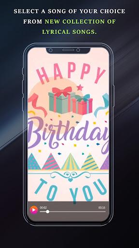 Birthday Full Screen Video Status - जन्मदिन
