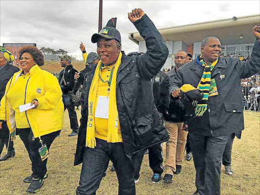 Nkompela and Ngqondwana are expected to go head-to-head for the chairmanship when the ANC elects its new leaders before the end of this month.