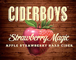 Ciderboys Strawberry Magic