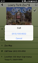Zoo Finder APK screenshot thumbnail 9