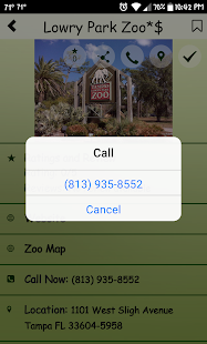 Zoo Finder Screenshot
