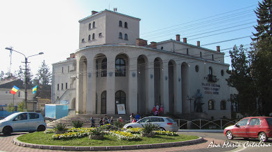 """Photo: Piata Mihai Viteazu, Nr.8 - Casa de Cultură """"Ionel Floașiu"""" - (2013.10.24)"""