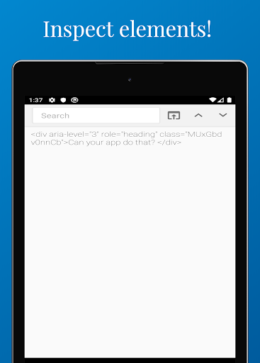 Inspect and Edit HTML Live screenshot 6