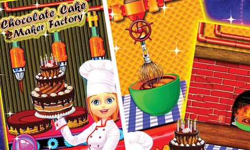 Chocolate Cake Factory – Dessert Cooking Game 1.0 Mod APK (Unlock All) 1