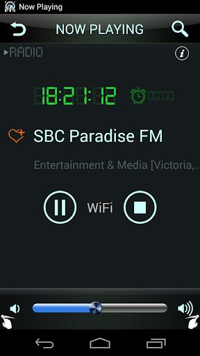 Seychelles Radio Stations