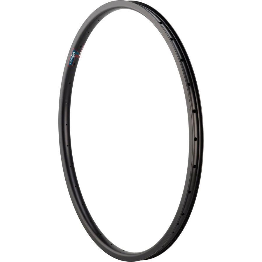 Velocity Cliffhanger Bike Rim 700c 40h non//MSW Black