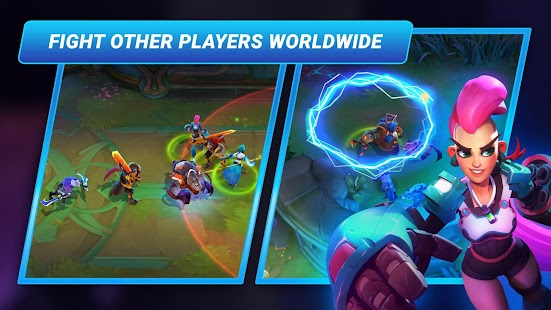 Planet of Heroes: New MOBA '17 (Unreleased)- screenshot thumbnail